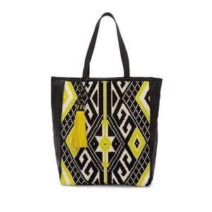 Rebecca Minkoff x FEED Limited Edition Woven Tote
